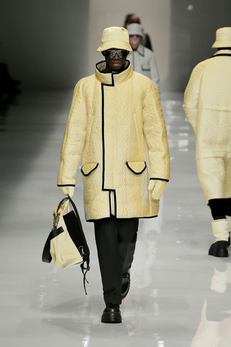 米蘭男裝週 - Fendi 2020 秋冬系列時裝大秀
