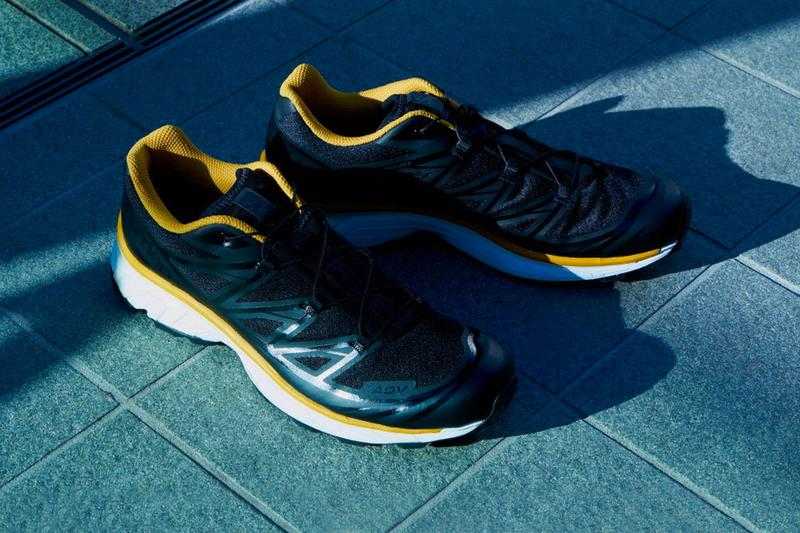 Salomon x Fumito Ganryu 全新聯乘鞋款正式公開
