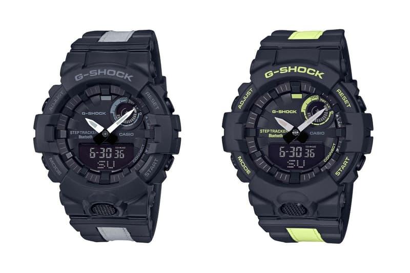 G-SHOCK 旗下 G-SQUAD 系列全新腕錶發佈