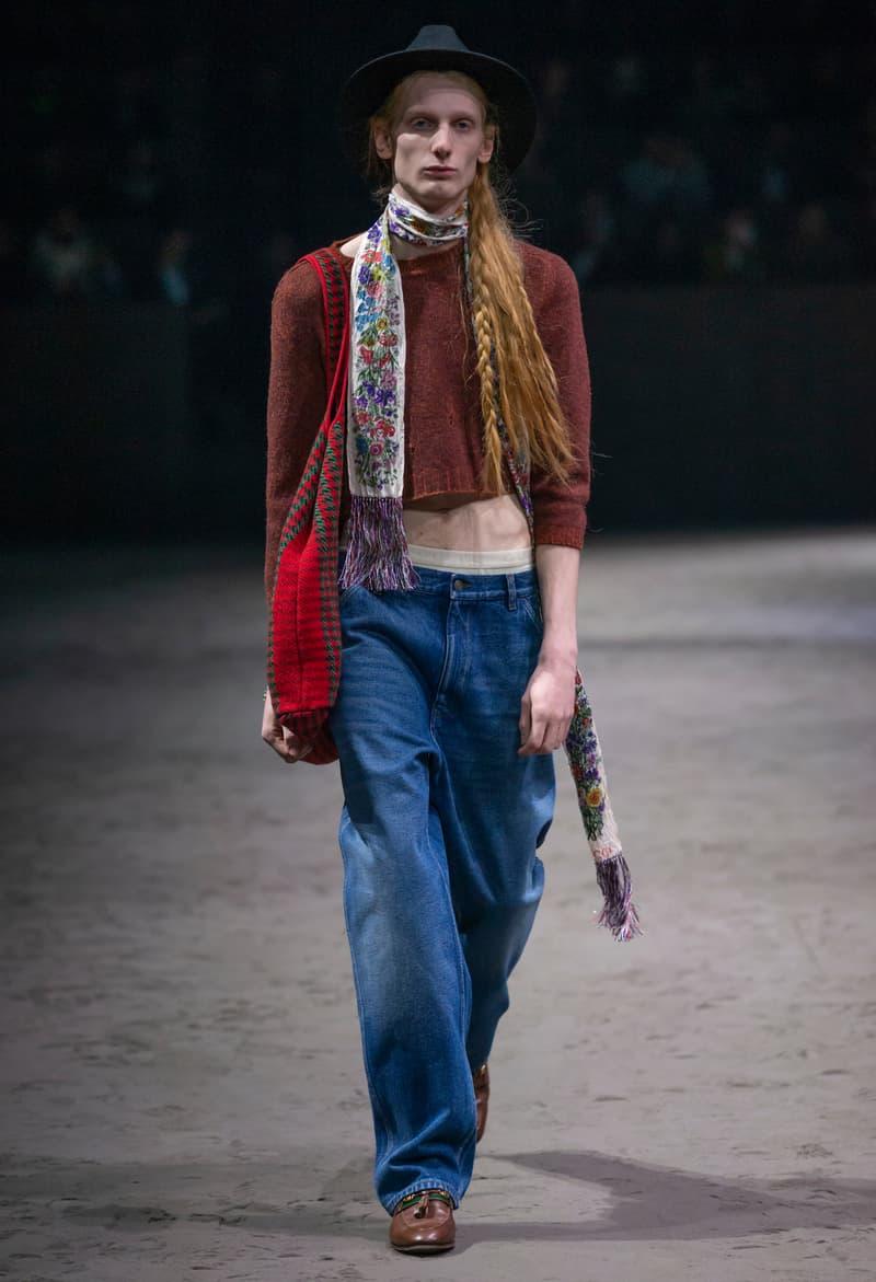 米蘭時裝週 − Gucci 2020 秋冬系列時裝大秀