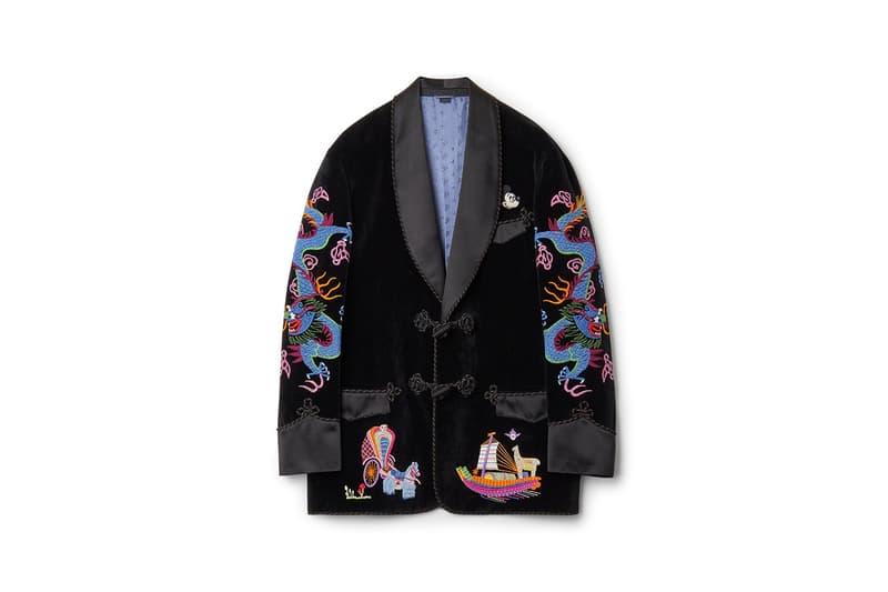 Gucci x Dover Street Market 聯手打造 2020 春夏別注限定系列