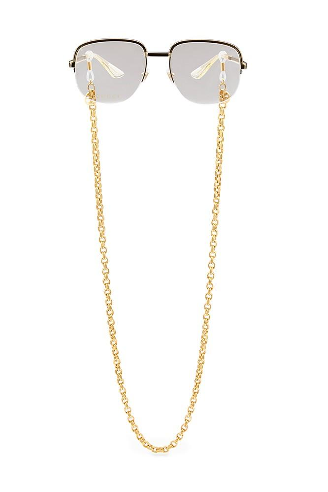Gucci 2020 春夏最新「Eyewear Chains」墨鏡系列發佈