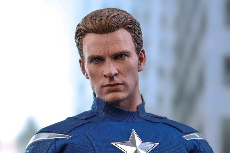 Hot Toys 推出《Avengers: Endgame》中元祖造型 Captain America 珍藏人偶