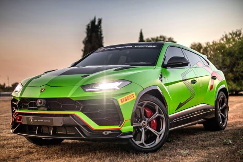 CES 2020-Lamborghini 正在開發混能版本的 Urus SUV