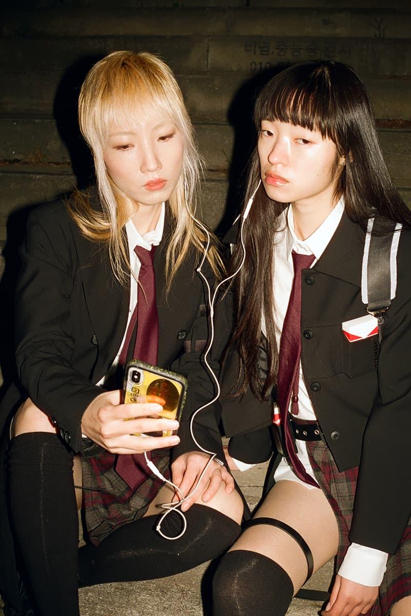 Hyein Seo 2019 秋冬系列 Lookbook 正式發佈
