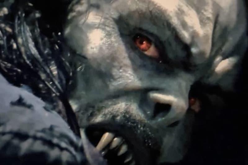 Jared Leto 主演 Spider-Man 反派電影《Morbius》首張劇照疑似流出