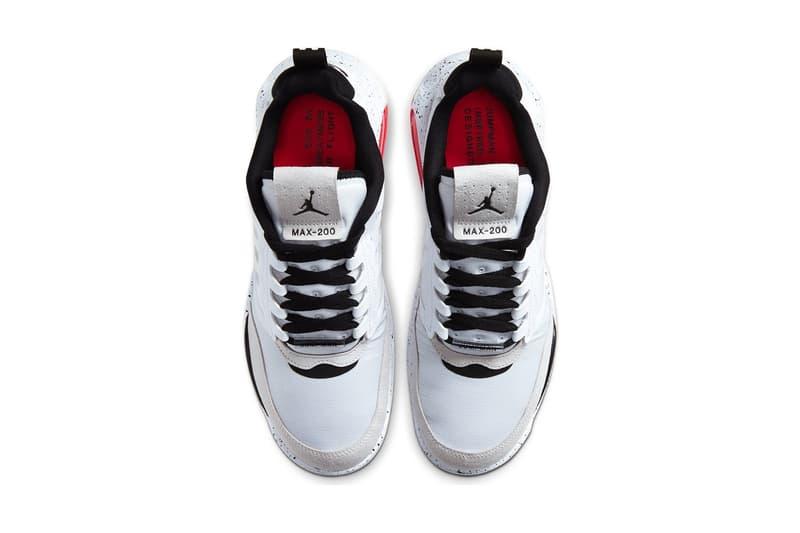 Jordan Brand 全新鞋型 Jordan Air Max 200 即將正式發佈
