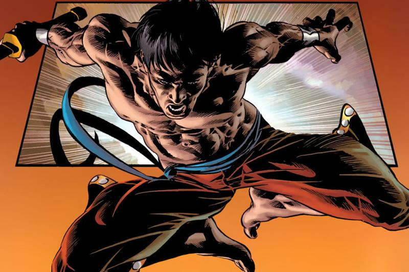 Kevin Feige 證實 Marvel 全新超級英雄電影《上氣 Shang-Chi》演員 98% 來自亞洲