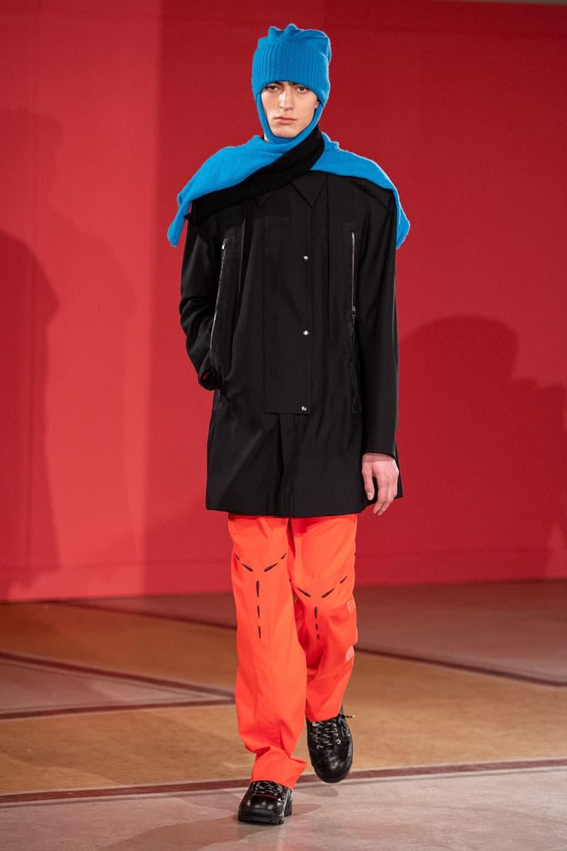 巴黎時裝周 − Kiko Kostadinov 秋冬系列時裝大秀