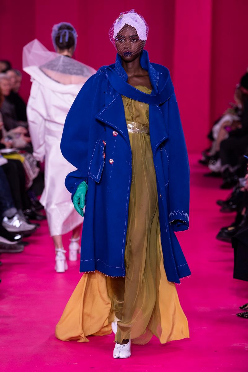 巴黎時裝周 - Maison Margiela 2020 春夏高级定制系列時裝大秀