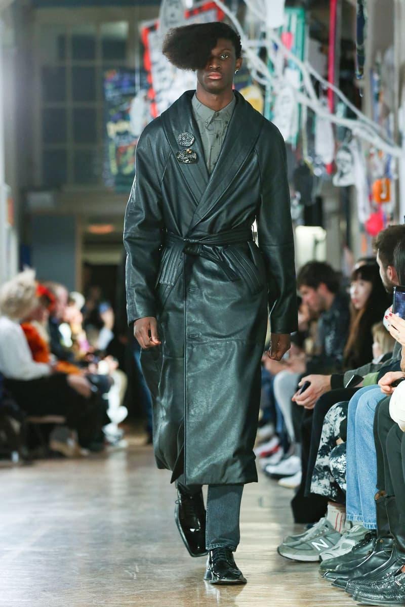Martine Rose 2020 秋冬系列倫敦男裝週時裝大秀