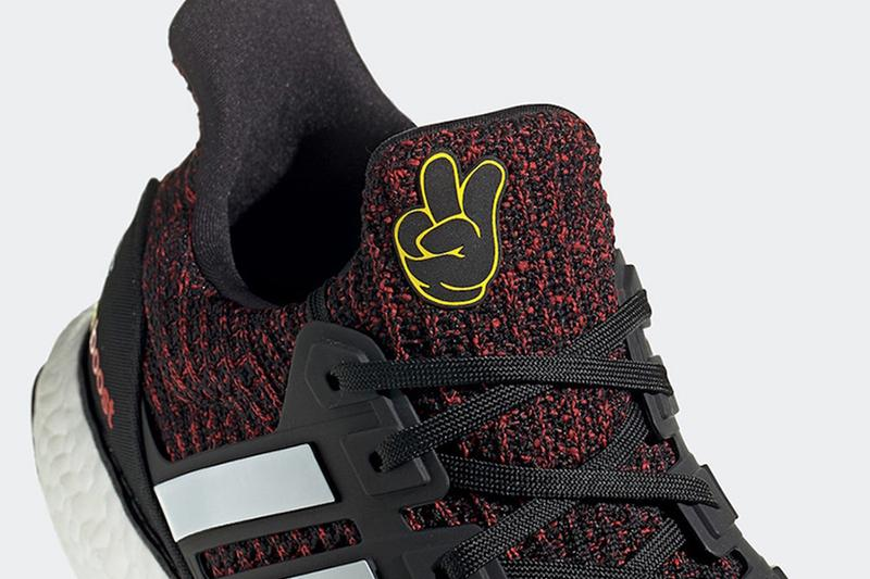 adidas 攜手 Disney 打造別注 Mickey Mouse 版本 UltraBOOST 4.0