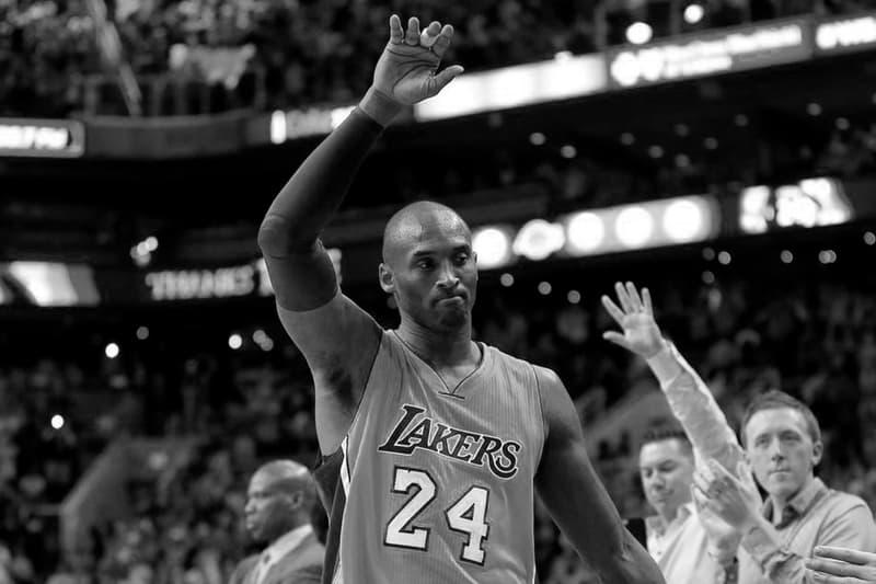 一代巨星殞落・NBA 洛杉磯湖人隊傳奇 Kobe Bryant 因直升機失事離世
