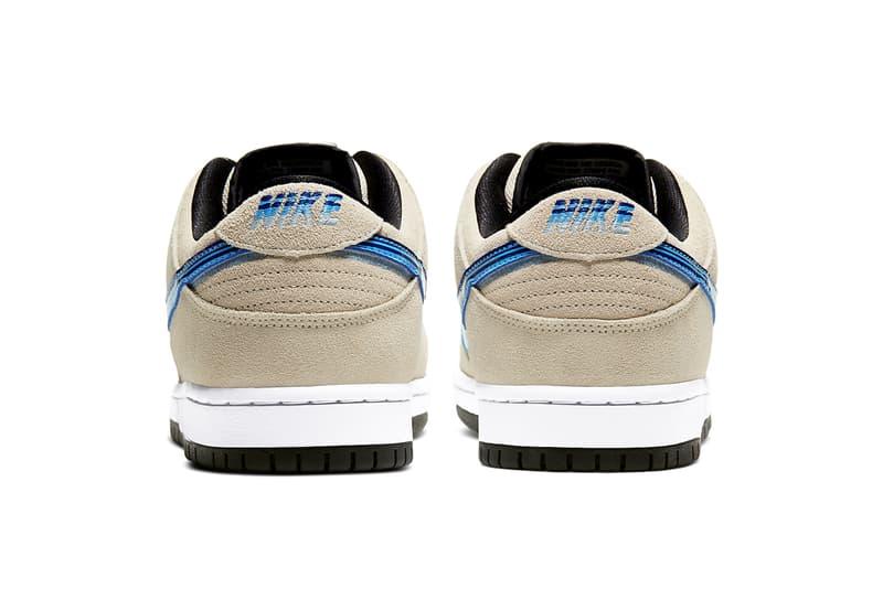 Nike SB 推出全新「Trucker Royal」Dunk Low Pro 鞋款