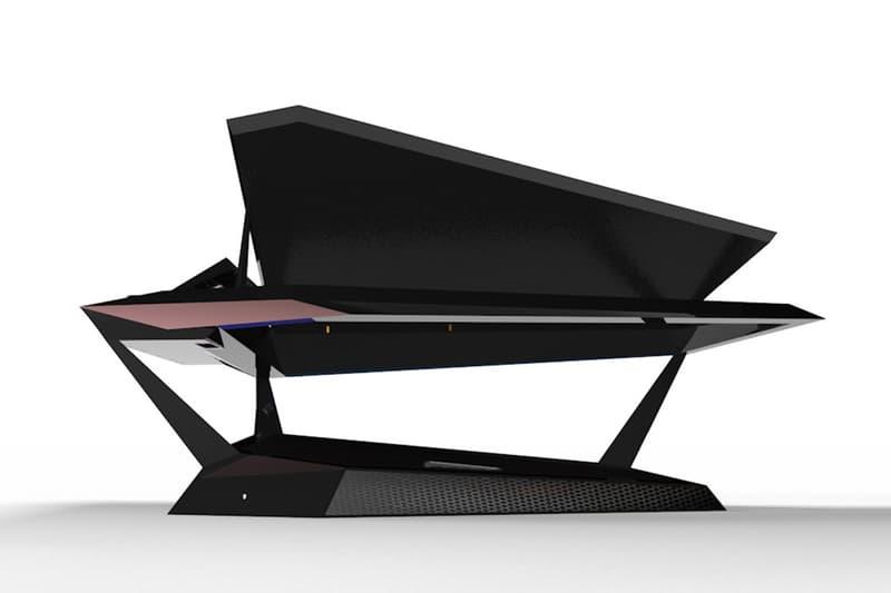 CES 2020 − Roland 推出全新未來概念鋼琴 GPX-F1 Facet