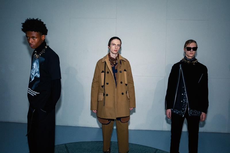 巴黎時裝周 − HYPEBEAST 直擊 sacai 2020 秋冬系列大秀後台