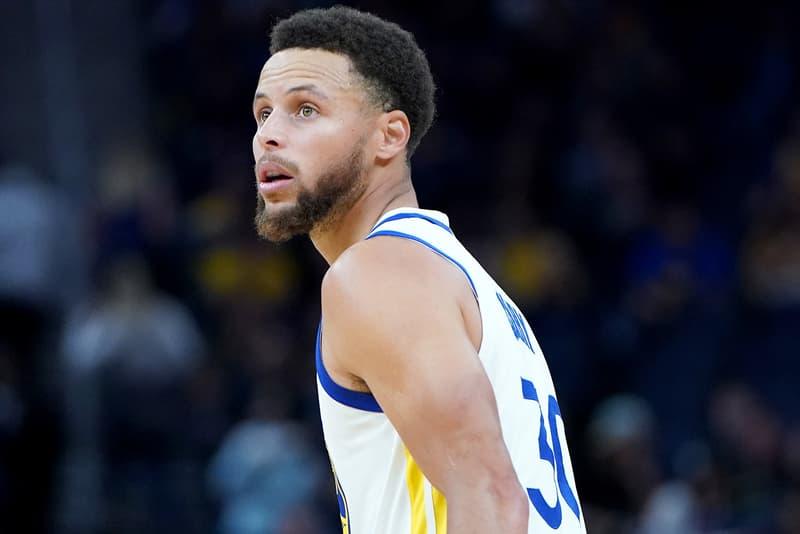 Stephen Curry 公開個人評選之「NBA 歷史最佳先發陣容」名單