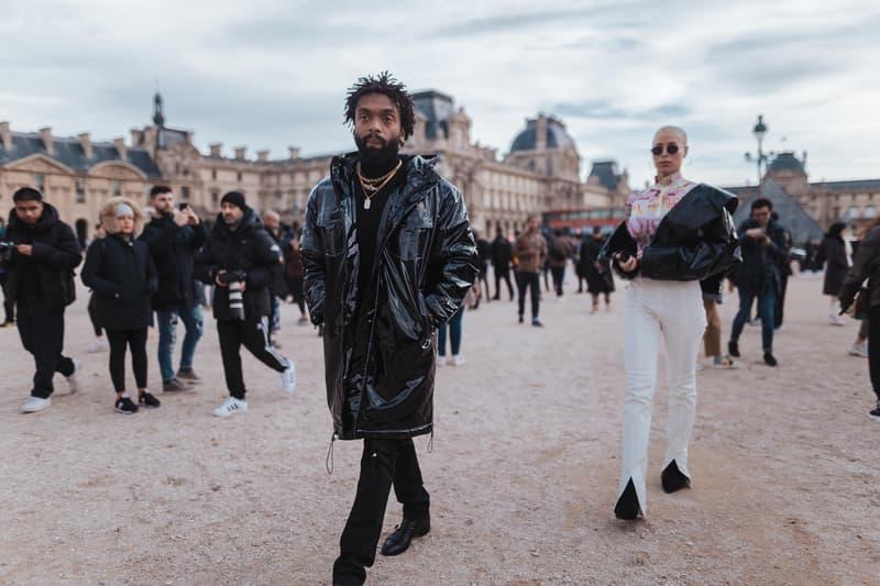 Street Style:2020 秋冬巴黎時裝周街拍特輯