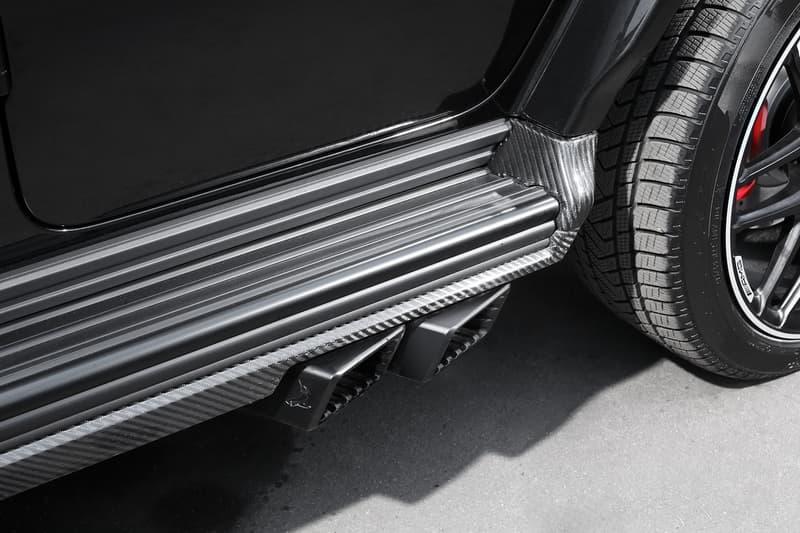 TopCar 打造 Mercedes-AMG G63 全新碳纖維改裝套件
