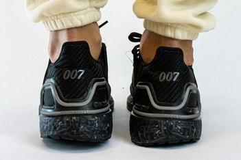 Picture of adidas x《007》別注 ultraBOOST 20 網傳清晰上腳圖片曝光