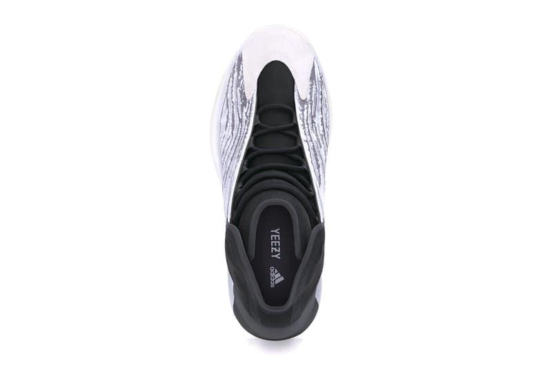 率先預覽 YEEZY 籃球鞋 YZY BSKTBL Quantum 與 QNTM Quantum 設計差異