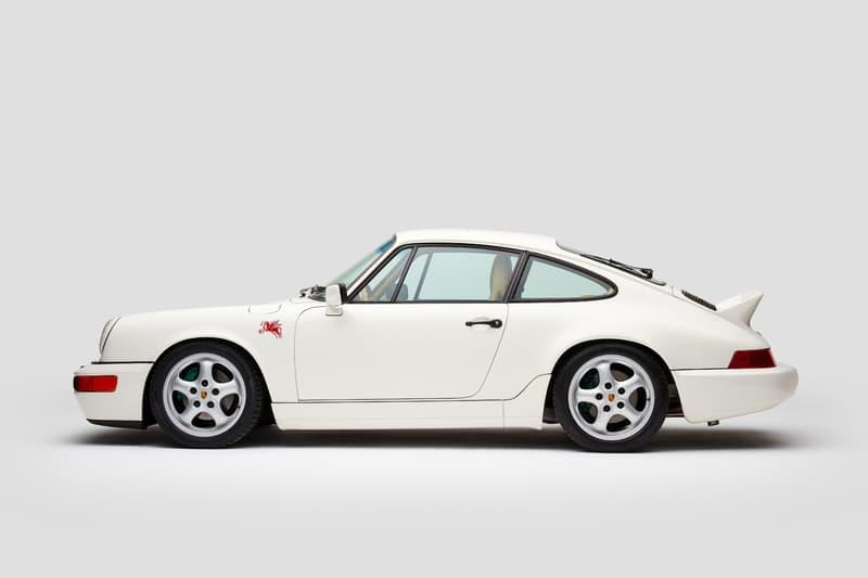 近賞 Porsche x Aimé Leon Dore 攜手打造之別注 Porsche 911「ALD 964」