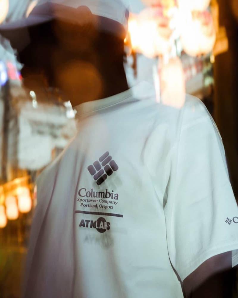 Coca-Cola x Columbia x atmos LAB 三方聯乘系列即將正式發佈