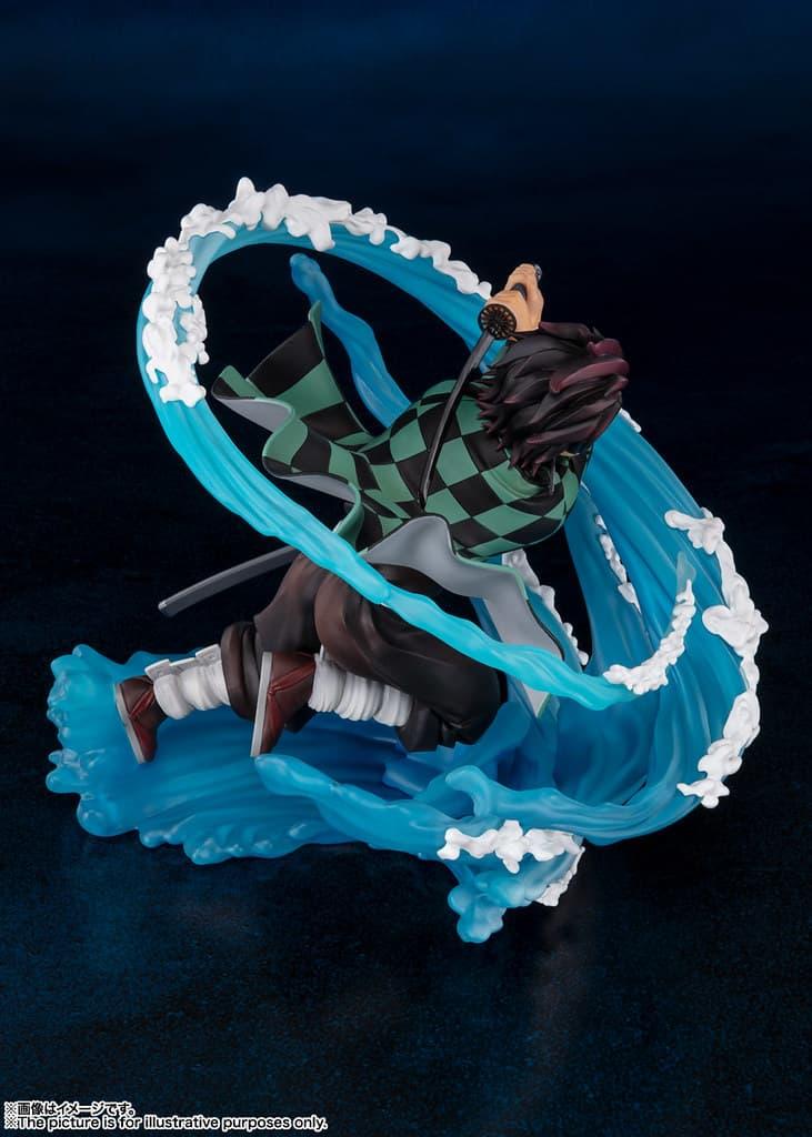 Bandai 推出《鬼滅の刃》竈門炭治郎「水之呼吸」別注模型