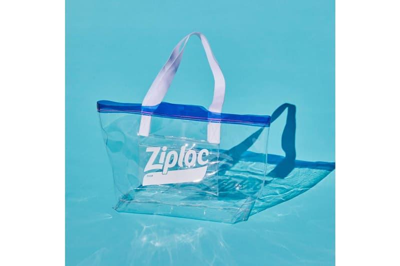BEAMS Couture 再度聯手 Ziploc 推出最新配件系列