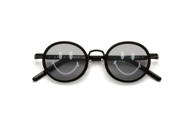 Chinatown Market 聯乘 AKILA 推出「笑哈哈」太陽眼鏡