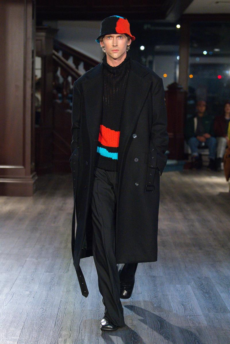 紐約時裝周 - Eckhaus Latta 2020 秋冬系列時裝大秀