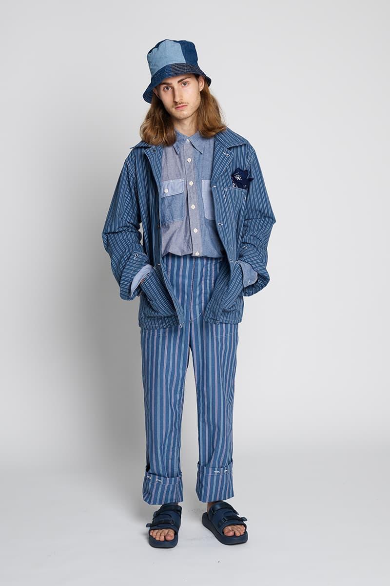 Engineered Garments 2020 春夏系列 Lookbook 正式發佈