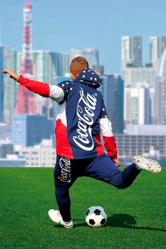 F.C Real Bristol 聯手 Coca-Cola 呈獻 2020 春夏系列
