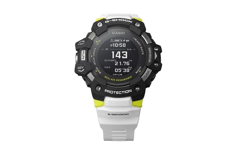 G-SHOCK 推出 GBD-H1000-1A7 全新腕錶