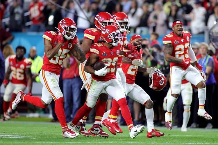 Kansas City Chiefs 擊敗 San Francisco 49ers 奪得 Super Bowl 第 54 屆冠軍