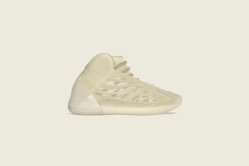 Kanye West 率先着用 adidas YZY BSKTBL Quantum 全新配色