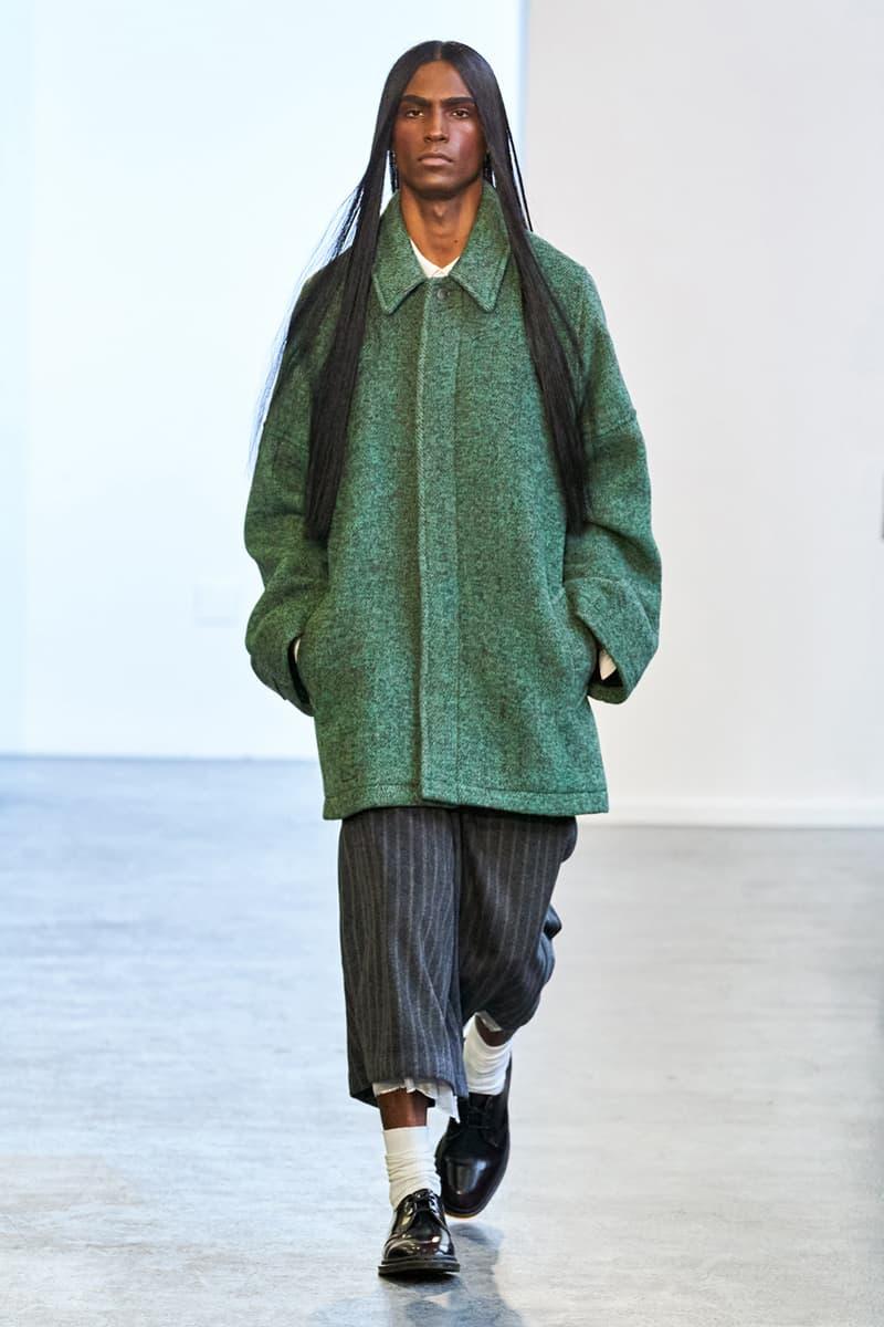 紐約時裝周 - KEENKEE 2020 秋冬系列時裝大秀