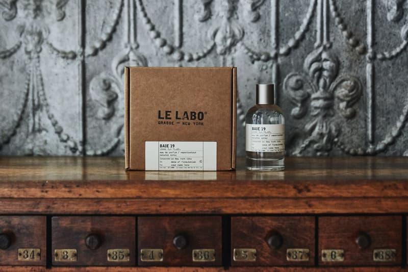 LE LABO 释出精致香水经典系列第 18 款香水 BAIE 19