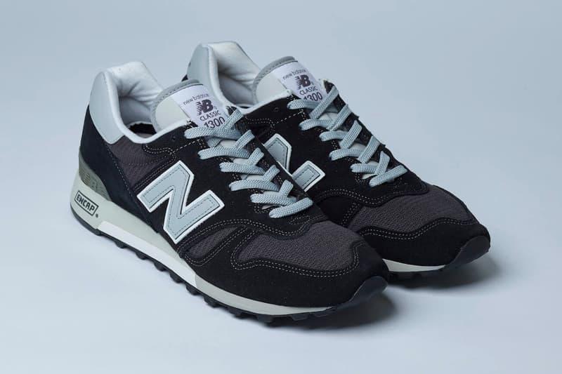 New Balance 日本再推出四款配色之「M1300CL」鞋履