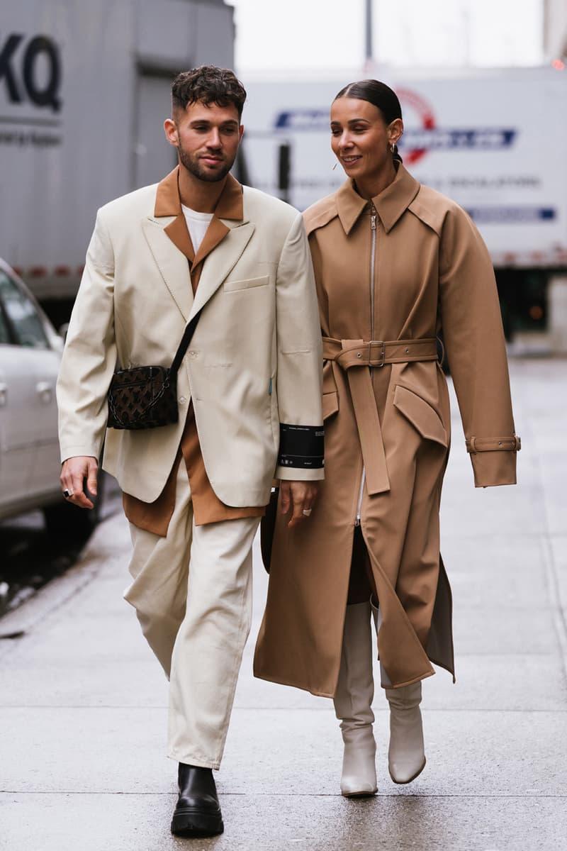 Street Style:2020 秋冬紐約時裝周街拍特輯 Part 2