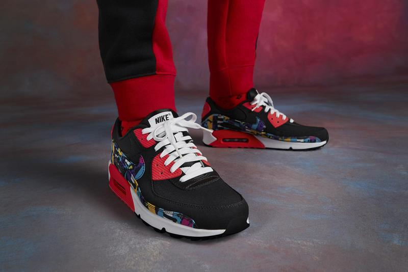 Nike Air Max 90 Premium By You 鞋款开放全新配色选项