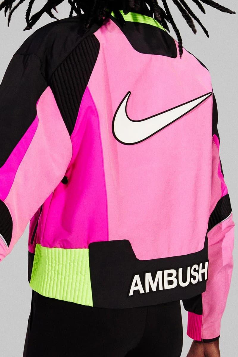 Nike Future Sport Forum 揭開UNDERCOVER、sacai、Off-White™ 等眾多聯名系列