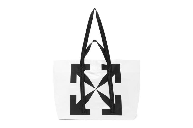 Off-White™ 推出 3 款全新「ARROWS Logo」別注托特包
