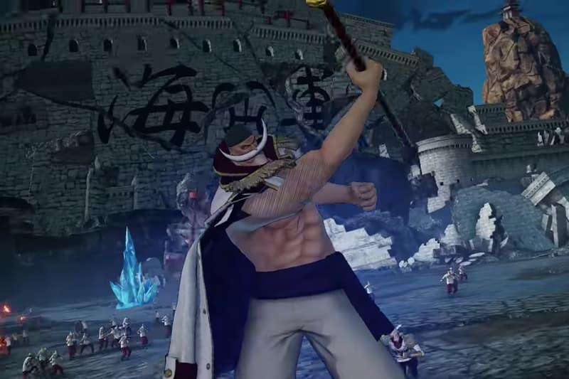 《ONE PIECE 海賊無雙 4》最新預告揭示四皇「白鬍子」登場
