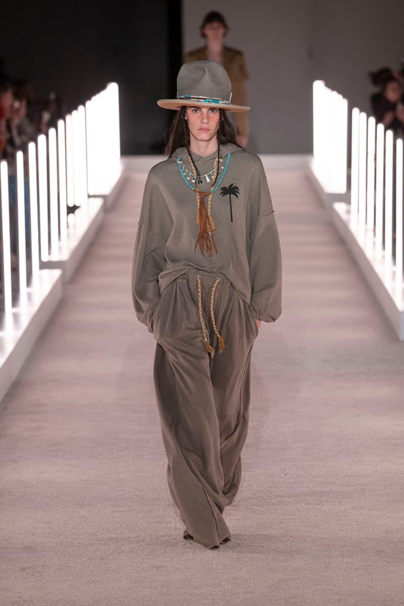 紐約時裝周 - Palm Angels 2020 秋冬系列時裝大秀
