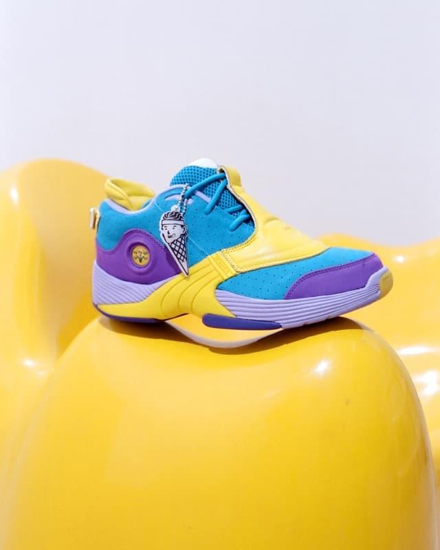 Reebok x Billionaire Boys Club 联名球鞋系列登场