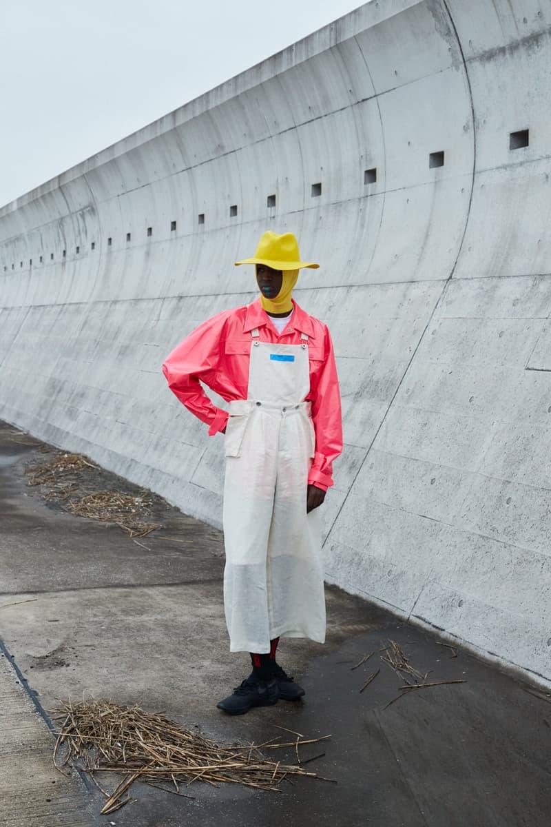 ROARINGWILD 於東京打造全新 2020 春夏「Silent Spring」造型特輯