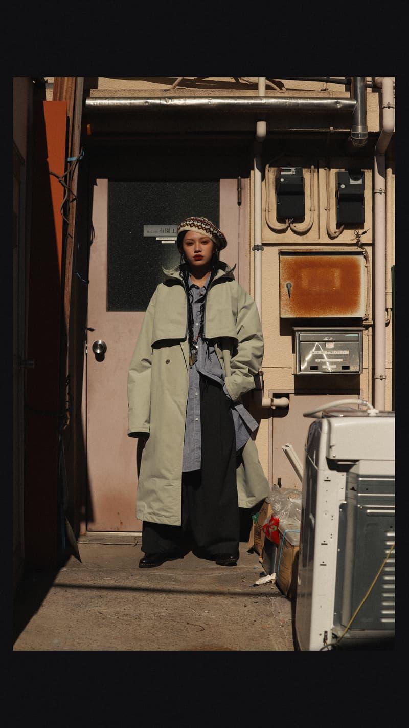 寬鬆匠藝 - Sillage 2020 春季 Lookbook 正式發佈