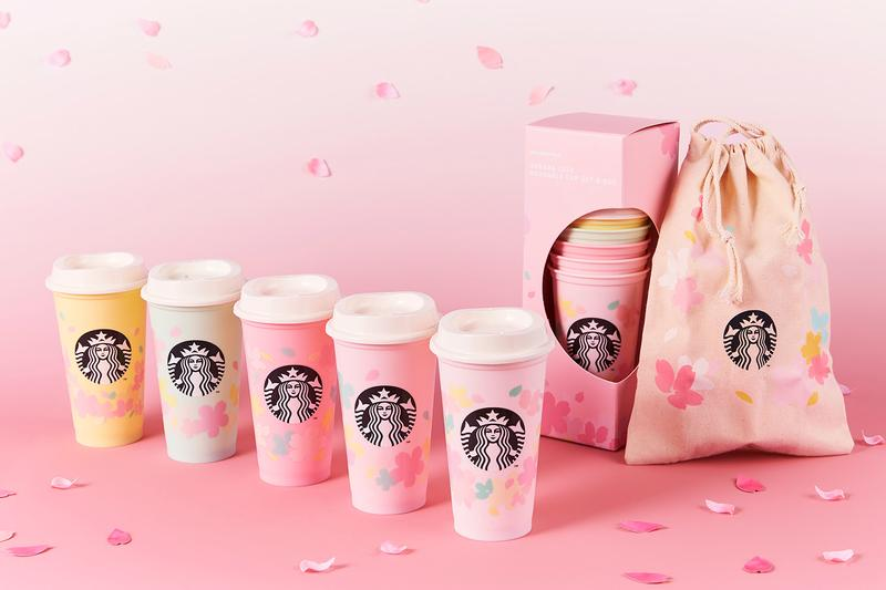 日本 Starbucks 2020「櫻花季」首波限定商品販售情報正式公開