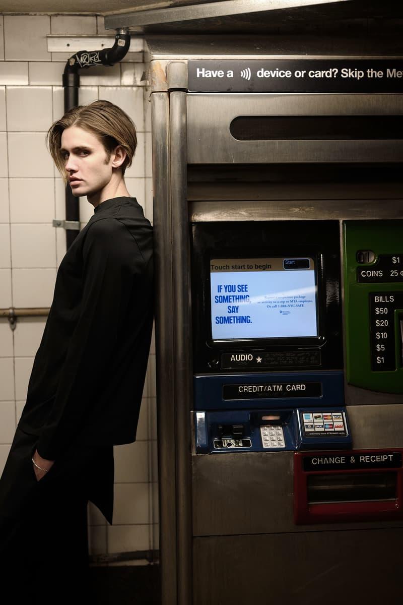 Unawares 於紐約打造 2020 春夏系列造型特輯